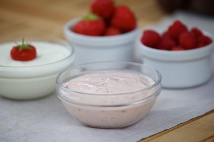 Mus jogurtowy